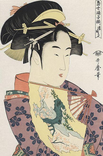 Art érotique japanee antique